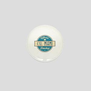 Official CSI: Miami Fanboy Mini Button