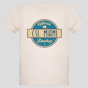 Official CSI: Miami Fanboy Organic Kid's T-Shirt