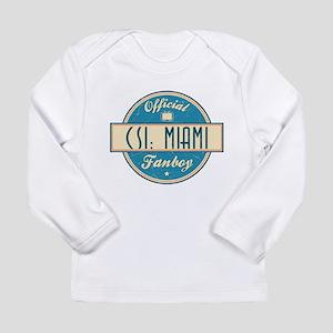 Official CSI: Miami Fanboy Long Sleeve Infant T-Sh