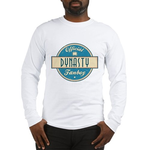 Official Dynasty Fanboy Long Sleeve T-Shirt