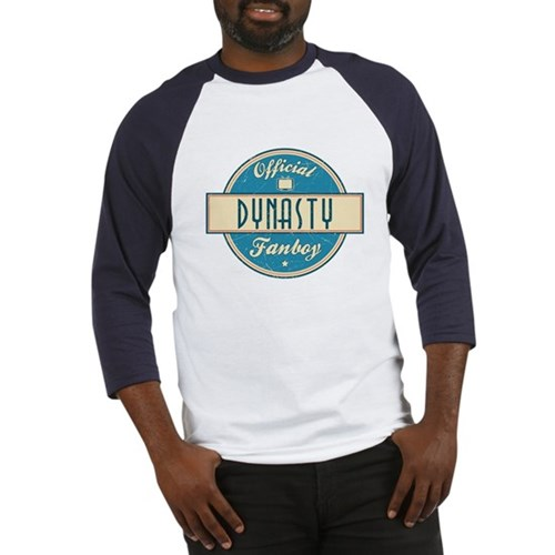 Official Dynasty Fanboy Baseball Jersey