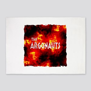 The Argonauts 5'x7'Area Rug