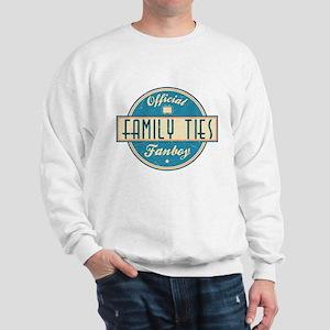 Official Family Ties Fanboy Sweatshirt