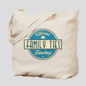 Official Family Ties Fanboy Tote Bag