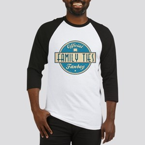 Official Family Ties Fanboy Baseball Jersey