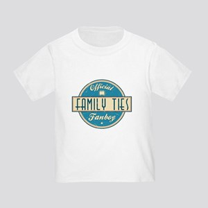 Official Family Ties Fanboy Infant/Toddler T-Shirt