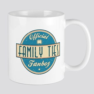 Official Family Ties Fanboy Mug