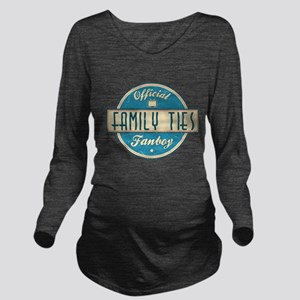 Official Family Ties Fanboy Long Sleeve Maternity