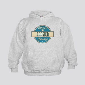 Official Frasier Fanboy Kid's Hoodie