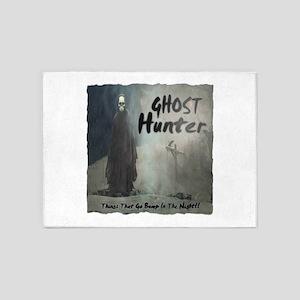 Ghost Hunter 5'x7'Area Rug