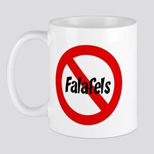 Anti Falafels Mug