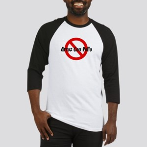 Anti Arroz Con Pollo Baseball Jersey