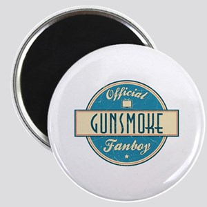 Official Gunsmoke Fanboy Magnet