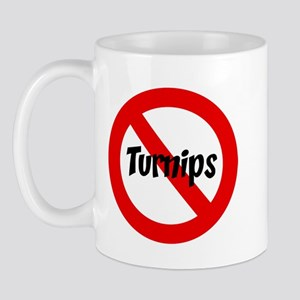 Anti Turnips Mug