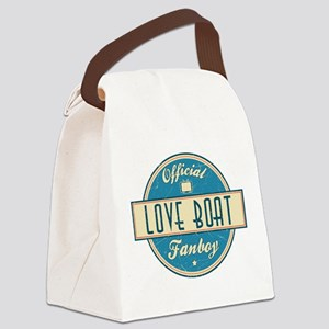 Official Love Boat Fanboy Canvas Lunch Bag