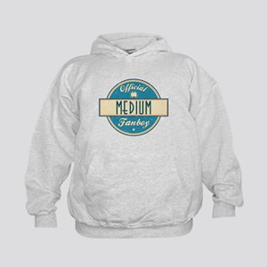 Official Medium Fanboy Kid's Hoodie