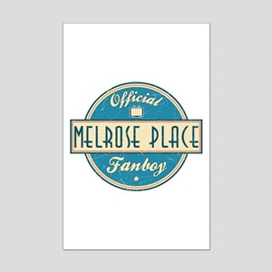 Official Melrose Place Fanboy Mini Poster Print