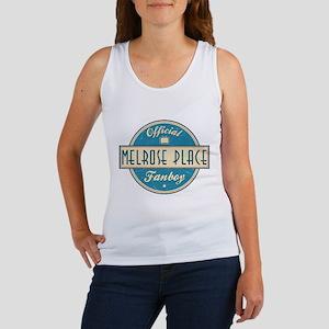 Official Melrose Place Fanboy Women's Tank Top