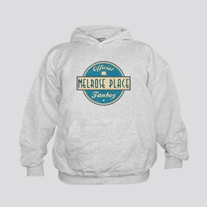 Official Melrose Place Fanboy Kid's Hoodie