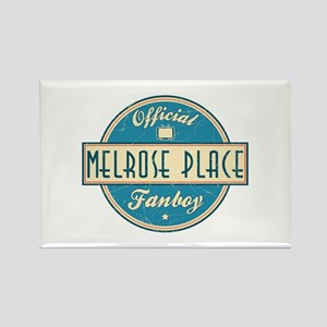Official Melrose Place Fanboy Rectangle Magnet