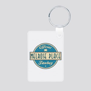 Official Melrose Place Fanboy Aluminum Photo Keych