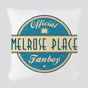 Official Melrose Place Fanboy Woven Throw Pillow