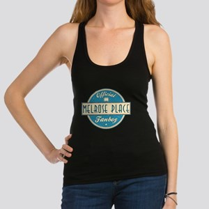 Official Melrose Place Fanboy Dark Racerback Tank