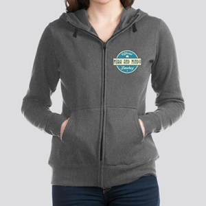 Official Mork and Mindy Fanboy Women's Zip Hoodie