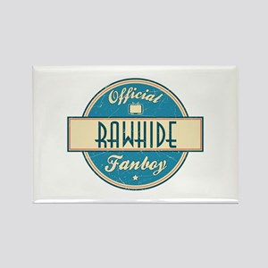 Official Rawhide Fanboy Rectangle Magnet