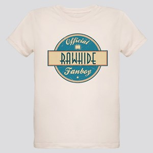 Official Rawhide Fanboy Organic Kid's T-Shirt