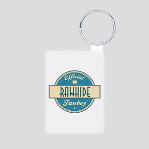 Official Rawhide Fanboy Aluminum Photo Keychain