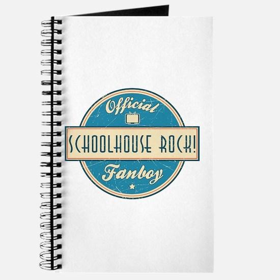 Official Schoolhouse Rock! Fanboy Journal
