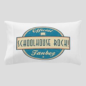 Official Schoolhouse Rock! Fanboy Pillow Case