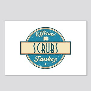 Official Scrubs Fanboy Postcards (Package of 8)