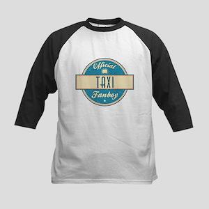 Official Taxi Fanboy Kids Baseball Jersey