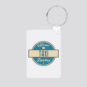 Official Taxi Fanboy Aluminum Photo Keychain