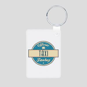 Official Taxi Fanboy Aluminum Photo Keychain