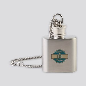 Official Taxi Fanboy Flask Necklace