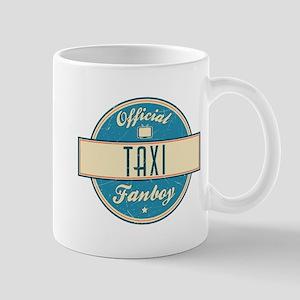 Official Taxi Fanboy Mug