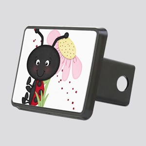 Cute little Ladybug Hitch Cover