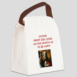 cajun Canvas Lunch Bag