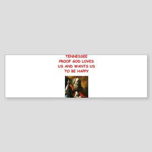 tennesee Bumper Sticker
