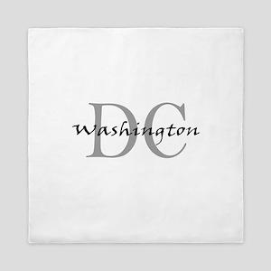 Washington thru DC Queen Duvet
