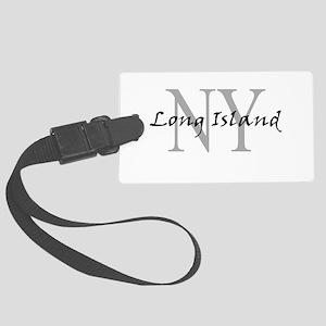 Long Island thru NY Luggage Tag