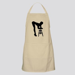 Sexy Photography Model Silhouette Apron