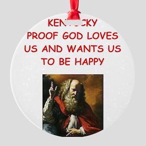 kentucky Ornament