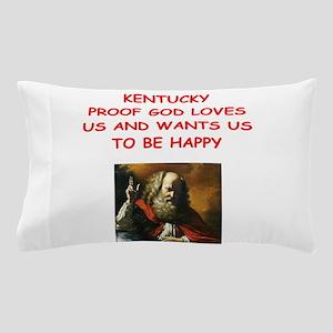 kentucky Pillow Case