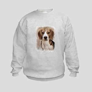 Hound Beagle Kids Sweatshirt