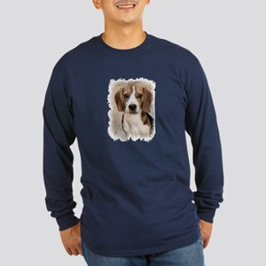 Hound Beagle Long Sleeve Dark T-Shirt