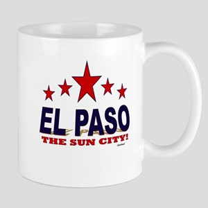 El Paso The Sun City Mug